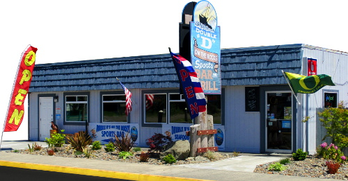 Double D's On The Rocks - About Winchester Bay's Best Sports Bar & Grill